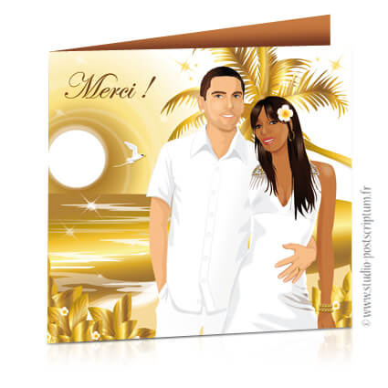 rf merci12 - Montage Photo Remerciement Mariage